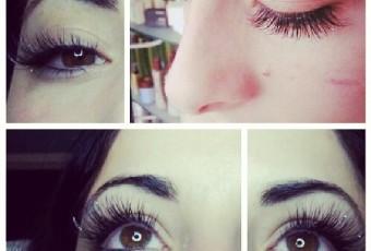 Eyelash Extensions Eyebrow Threading