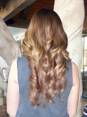 Teen Haircolor Haircut Scottsdale