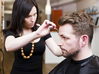 Professional Haircuts and Hair Color Services for Men