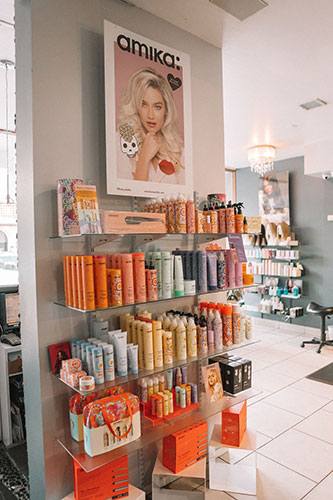 Amika Hair Products Scottsdale